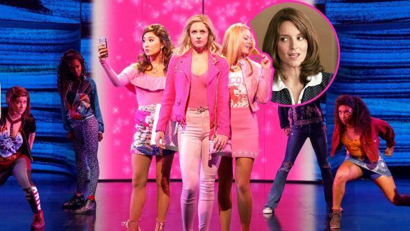 Mean Girls Tina Fey Broadway Musical Movie Adaptation