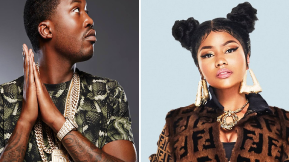 Meek Mill Nicki Minaj Fight Vocal Altercation Shouting Shopping West Hollywood