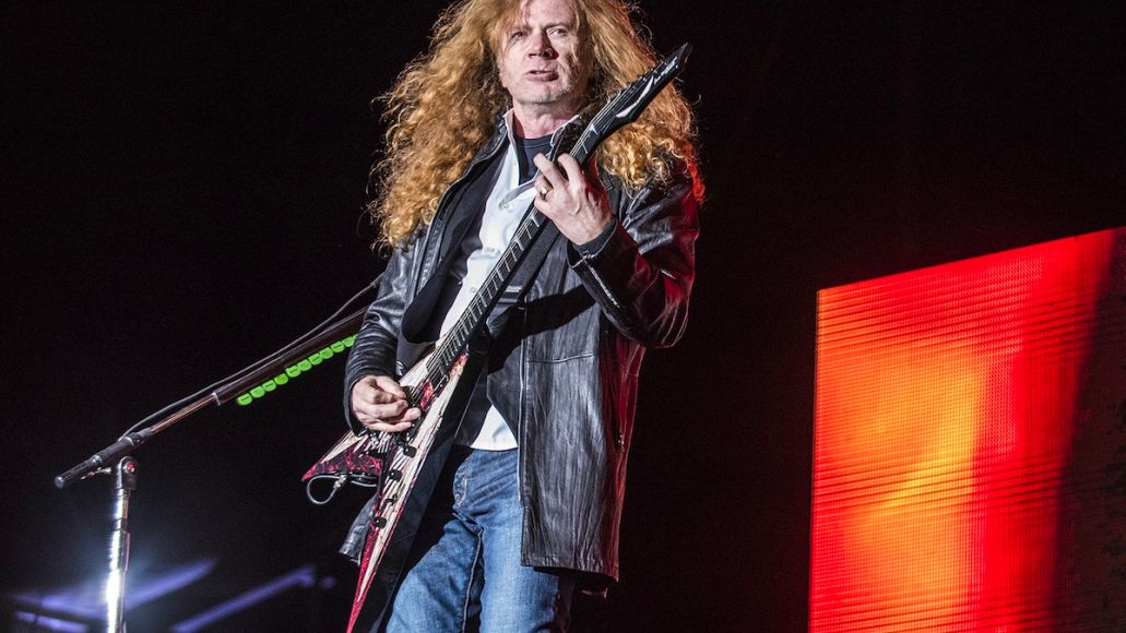 Megadeth 2020 Anticipated
