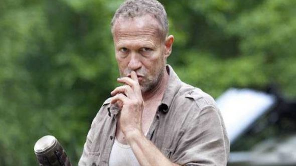 The Dark Tower series tv show Amazon adaptation Stephen King Michael Rooker in The Walking Dead