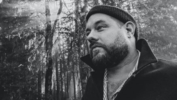 Nathaniel Rateliff song solo album what a drag music video tour dates, photo by Rett Rogers
