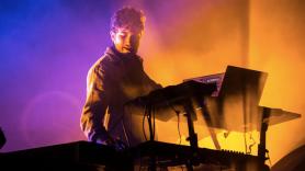 Nicolas Jaar Against All Logic New Songs FKA Twigs Lydia Lunch