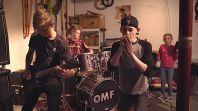 O'Keefe Music Foundation kids cover Pantera