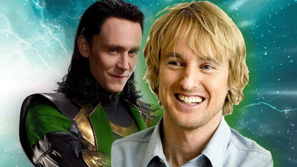Owen Wilson Loki Disney+ Disney Plus Marvel Cinematic Universe