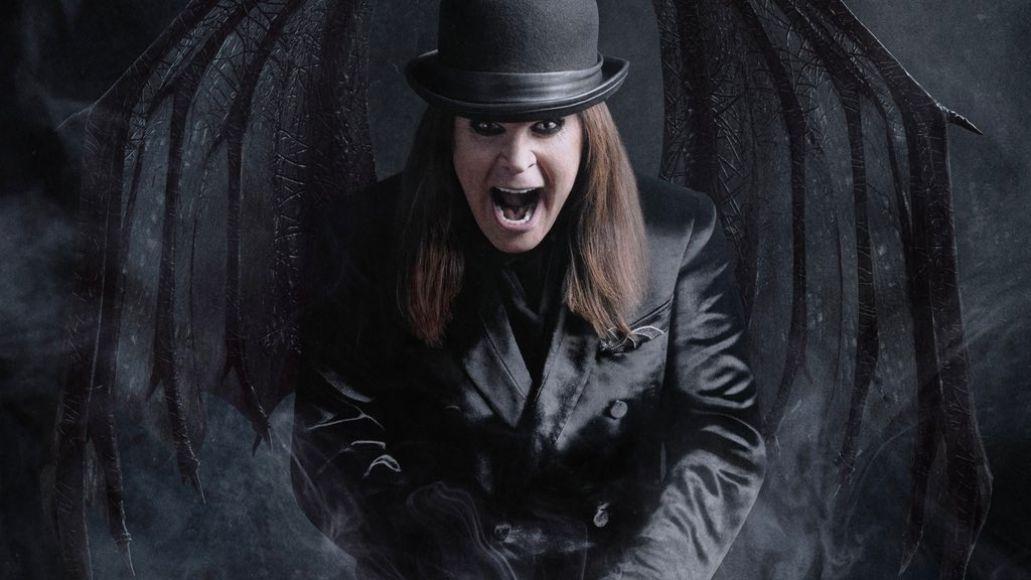 Ozzy Osbourne - Ordinary Man album artwork