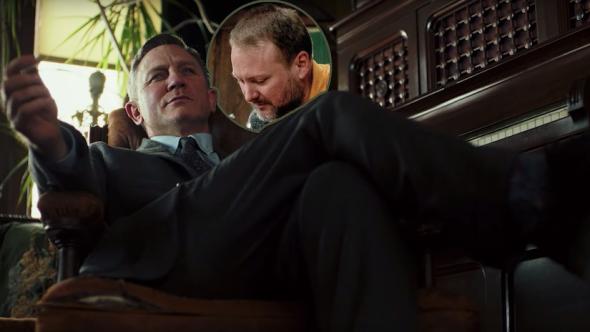 Rian Johnson Daniel Craig Knives Out Sequel Benoit Blanc