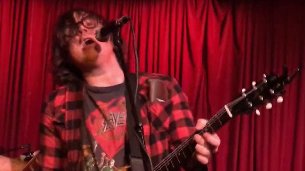 Ryan Adams resurfaces on stage with Jesse Malin in LA