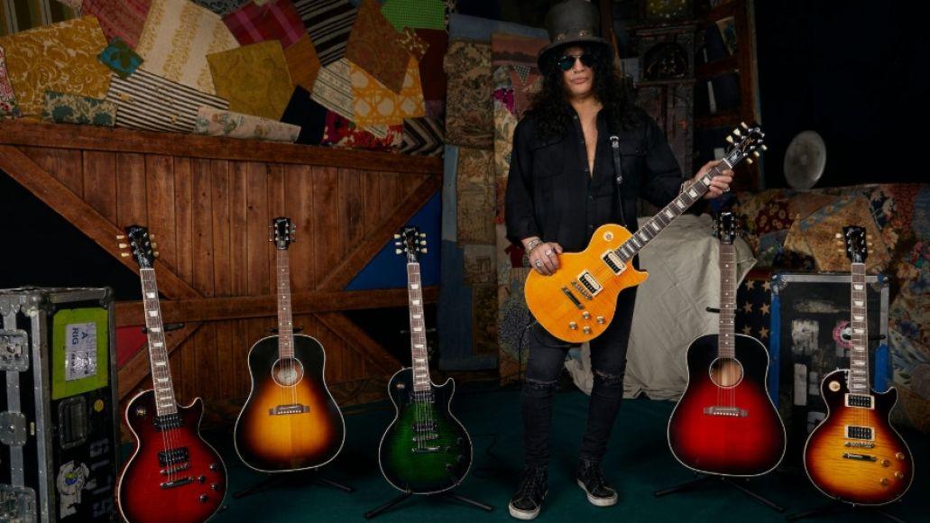 Slash Gibson collection
