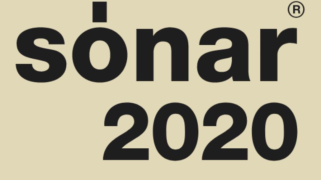 Sonar 2020 Festival