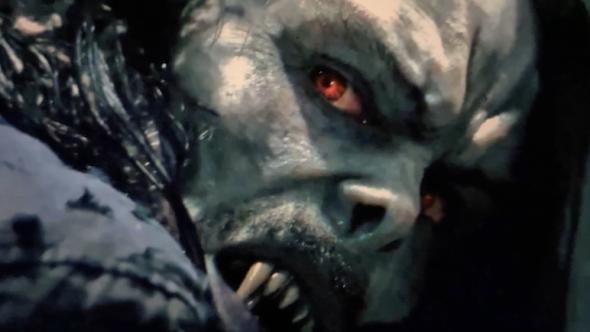 Sony Morbius Marvel Trailer Jared Leto