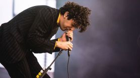 The 1975 album release date Notes on a Conditional Form tour dates new music
