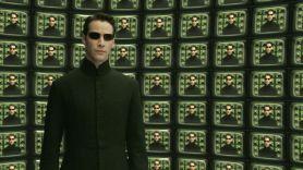 Warner Bros films AI movies The Matrix Reloaded