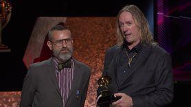Tool Danny Carey honors Neil Peart Grammy Speech