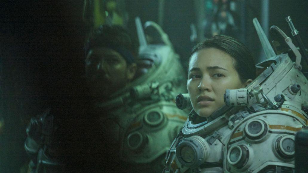 Movie Review: Underwater