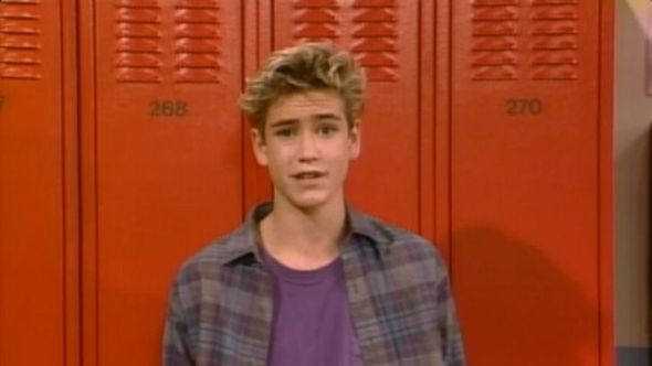 Zack Morris in Saved By the Bell