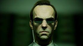 Hugo Weaving The Matrix 4