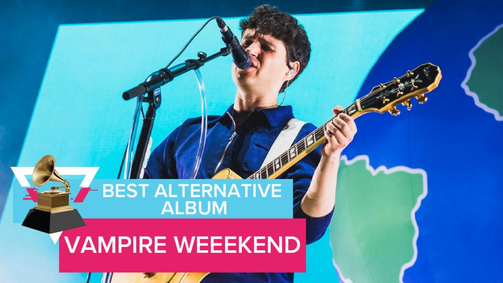 alt album vampire weekend grammy awards 2020