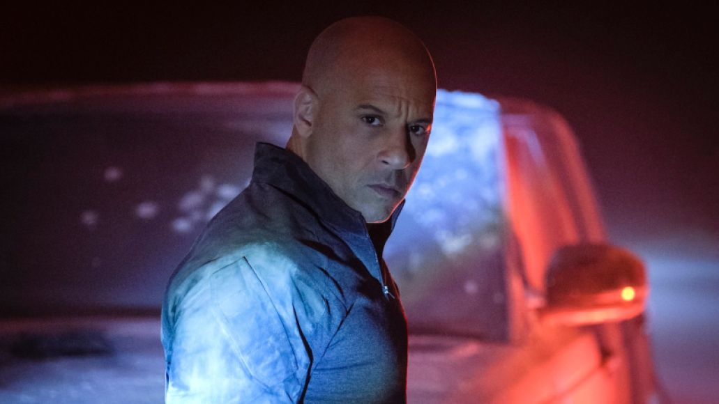 Vin Diesel, Bloodshot, Anticipated Comic Book Movies