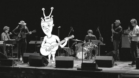daniel johnston tweedy live album Chicago 2017