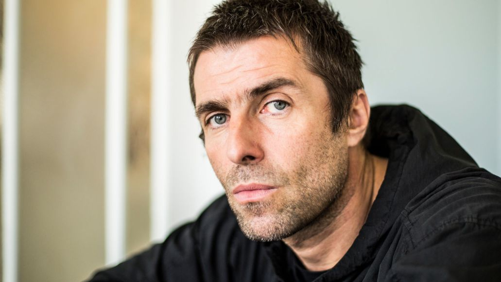 Liam Gallagher, photo by Philip Cosores