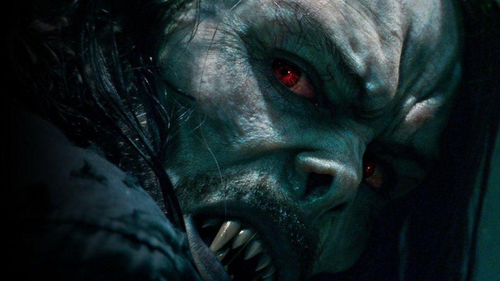 Sony Morbius Marvel Jared Leto
