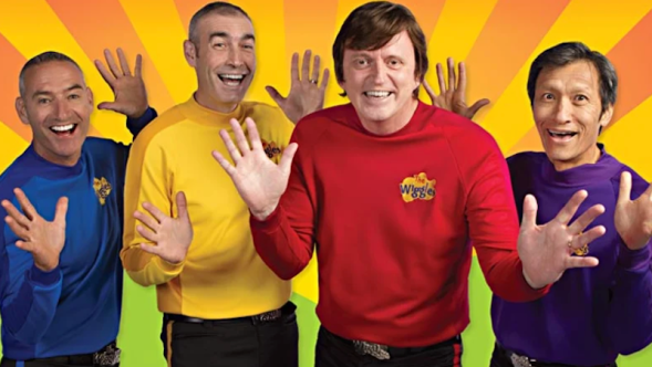 the wiggles original lineup reunion benefit bushfires