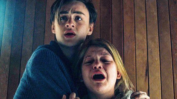 The Lodge Movie Trailer, Horror Movie, 2020, Neon