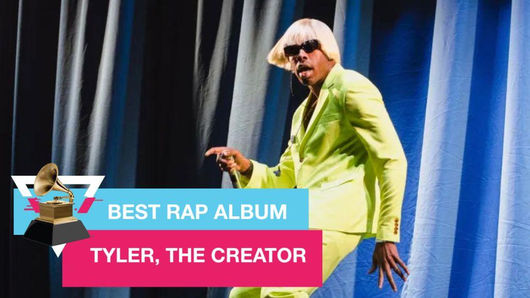 tyler the creator igor rap
