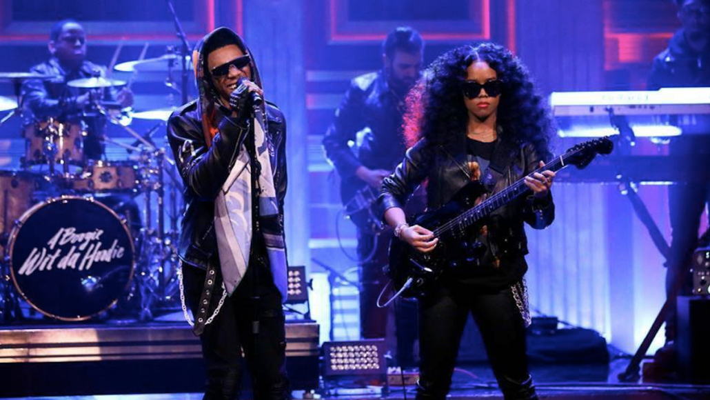 A Boogie Wit da Hoodie and H.E.R. Fallon Tonight Show Me and My Guitar Watch Stream