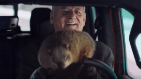 Bill Murray Groundhog Day Jeep Super Bowl Ad Commercial
