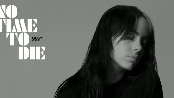 Billie Eilish premieres theme song to new James Bond film