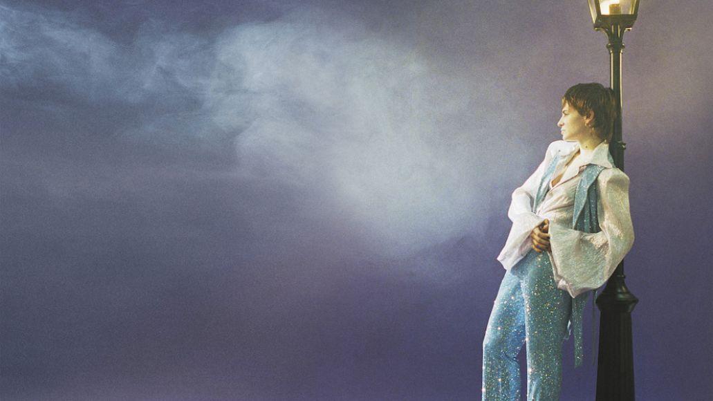 Christine and the Queens - La vita nuova EP art