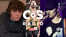 Consequence of Sound Radio Feb 24 DIIV Dashboared Confessional i am not okay with this