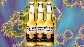 Corona Beer Coronavirus survey poll americans drinking
