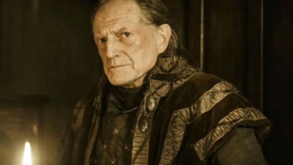 David Bradley Pinocchio Guillermo del Toro