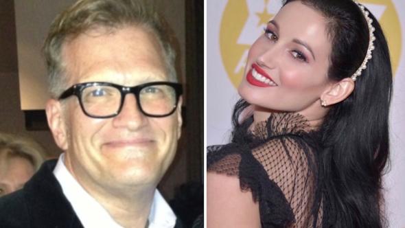 Drew Carey Price Is Right Taping Cancel CBS Murder Dr. Amie Harwick Fiancee