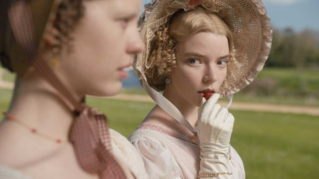 Emma Movie Review Anya Taylor-Joy in Emma Focus Features