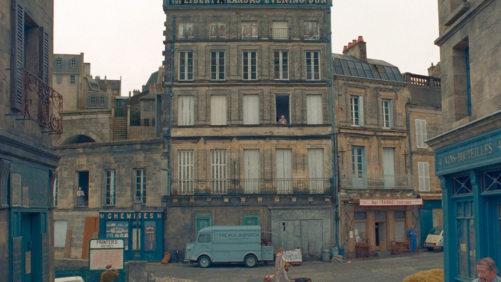 French-Dispatch-First-Look wes anderson