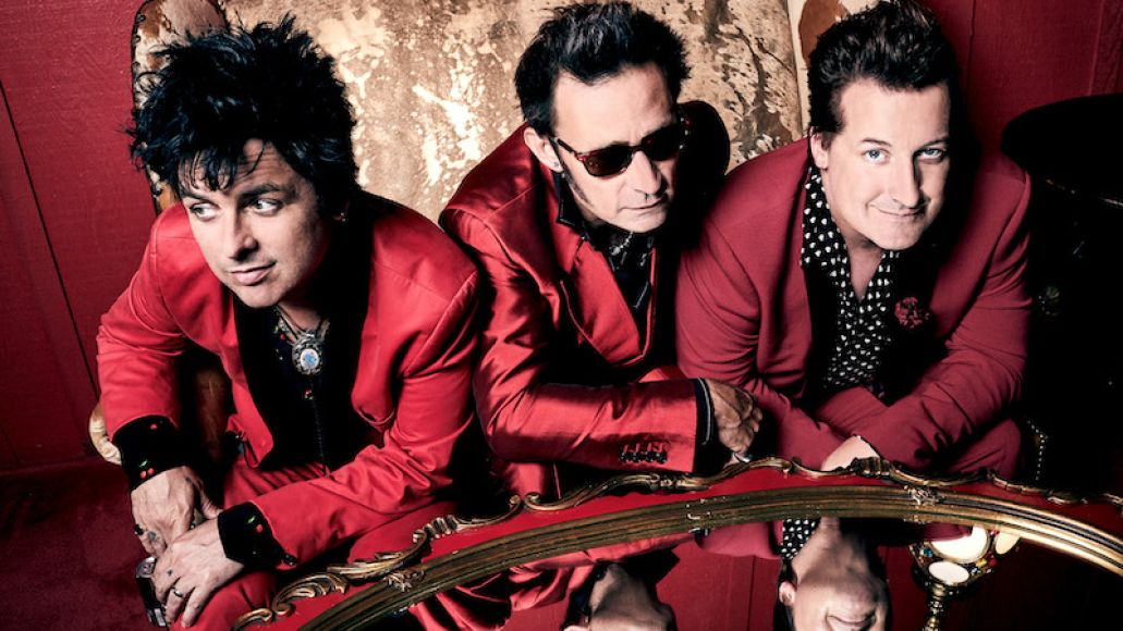 Green Day in Red