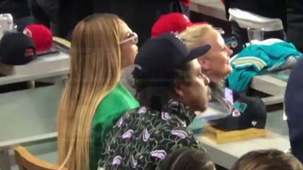 JAY-Z Super Bowl Beyoncé national anthem working show not protest