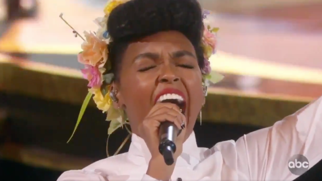 Janelle Monae Oscars 2020 Academy Awards performance