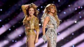Jennifer Lopez and Shakira headline the 2020 Super Bowl Halftime