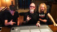 Judas Priest begin work on new album