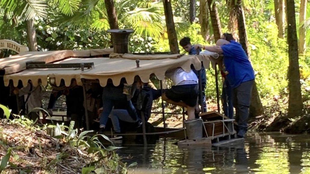 Jungle Cruise sinking
