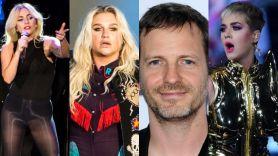 Kesha Dr Luke Lady Gaga Katy Perry defamation rape claims