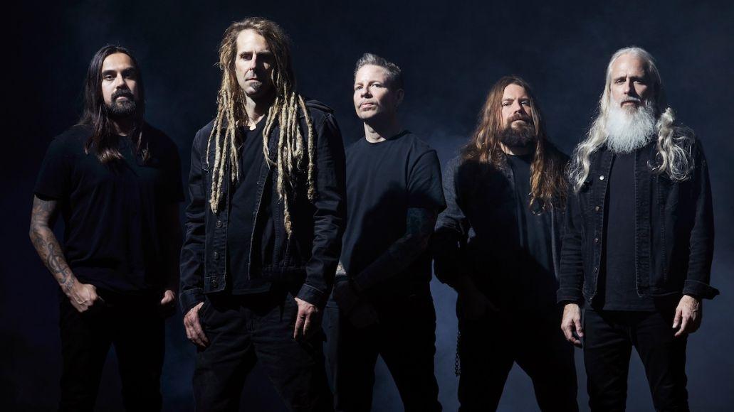Lamb of God new album announcement