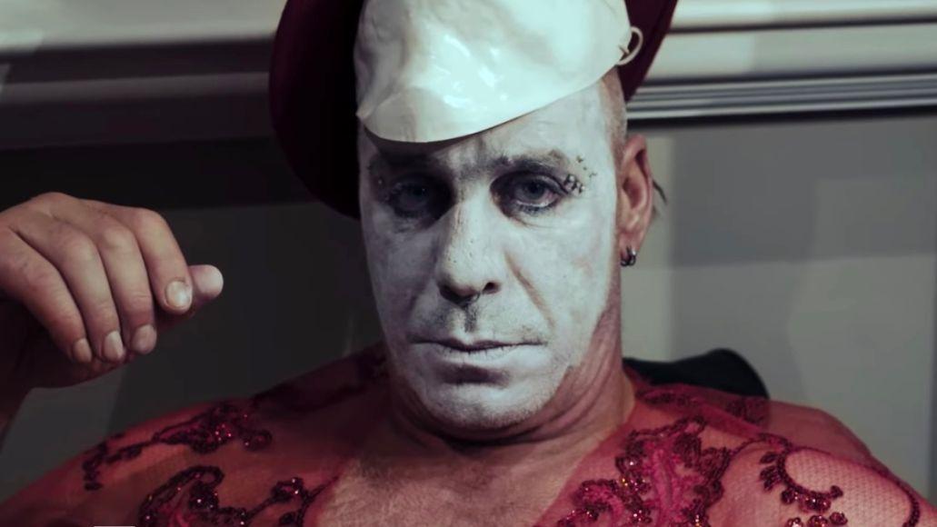 Rammstein Video Sex