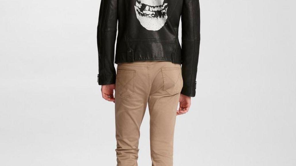 Misfits Leather Jacket Varvatos