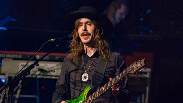 Opeth at the Apollo Theater