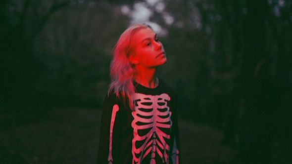 Phoebe Bridgers Garden Song new music tour dates 2020 music video new song, photo by Olof Grind